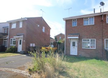 Thumbnail 2 bed terraced house to rent in Flax Croft, Hatton, Derby