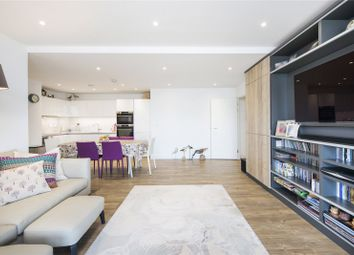 Thumbnail 3 bed flat for sale in Gordian Apartments, 34 Cable Walk, London