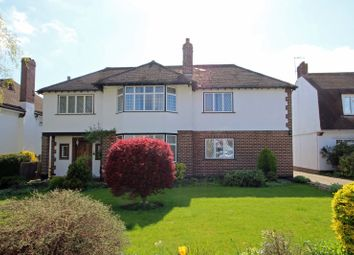 Thumbnail 5 bedroom detached house for sale in Briercliffe Road, Stoke Bishop, Bristol