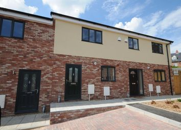 Thumbnail 2 bed terraced house for sale in Jenner Davies Close, Bridgend, Stonehouse