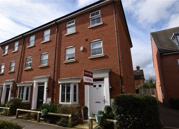 Thumbnail 4 bedroom end terrace house for sale in Cawbeck Road, Little Canfield, Dunmow