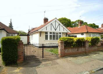 Thumbnail 2 bedroom bungalow to rent in Hazelwood Drive, Pinner