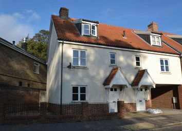 Thumbnail 4 bedroom town house to rent in High Street, Coltishall, Norwich