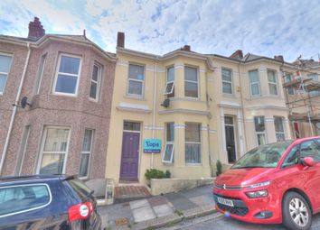 3 bed terraced house for sale in Rosebery Avenue, Plymouth PL4
