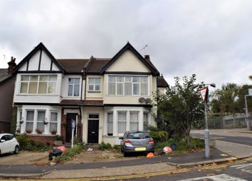 Thumbnail 2 bedroom flat for sale in Flat 2, 43 Manor Road, Westcliff-On-Sea, Essex