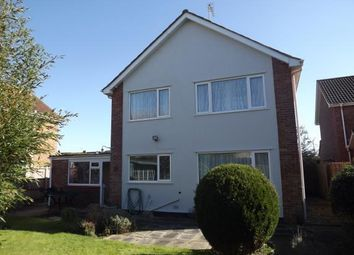 Thumbnail 3 bed detached house for sale in Cannington, Bridgwater, Somerset