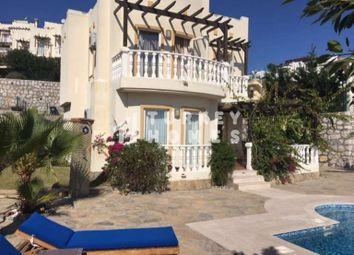 Thumbnail 4 bed villa for sale in Bodrum, Mugla, Turkey