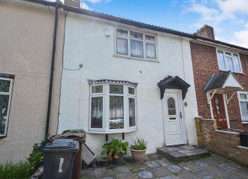 Thumbnail 3 bed terraced house to rent in Wood Lane, Dagenham