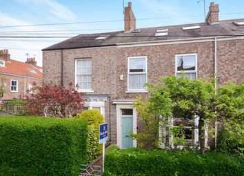Thumbnail 4 bed terraced house for sale in Belle Vue Street, York