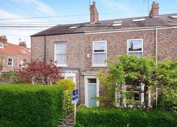 Thumbnail 4 bedroom terraced house for sale in Belle Vue Street, York