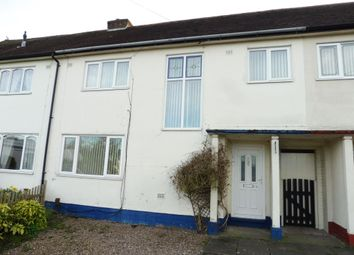 Thumbnail 3 bed terraced house for sale in Lyndon Croft, Marston Green, Birmingham
