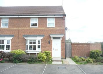 Thumbnail 3 bed property to rent in Romulus Close, Wootton, Northampton