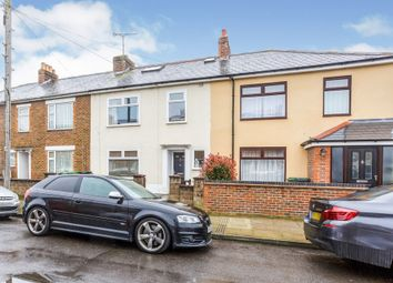 Thumbnail 4 bed terraced house for sale in Meon Road, Southsea