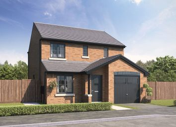 Thumbnail 3 bed semi-detached house for sale in Essendene Rise, Freeman Way, Ashington, Northumberland