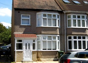Thumbnail 3 bedroom semi-detached house to rent in Rainsford Way, Hornchurch