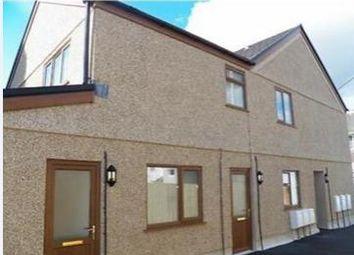 Thumbnail 2 bed flat to rent in Glebe Road, Loughor, Swansea