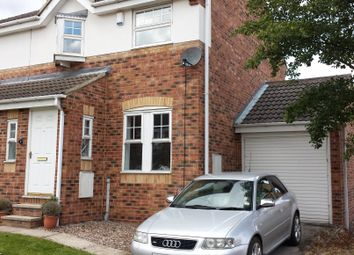 Thumbnail 3 bed semi-detached house to rent in Park Close, Ryhill, Wakefield