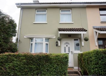 Thumbnail 2 bed end terrace house for sale in Glenside Road, Derry / Londonderry