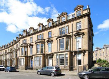 Thumbnail 3 bed flat for sale in Belgrave Crescent, Edinburgh