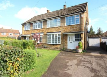 Arnold Close, Luton, Bedfordshire LU2. 3 bed semi-detached house for sale