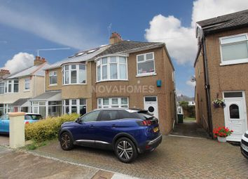 3 bed semi-detached house for sale in North Down Road, Beacon Park PL2