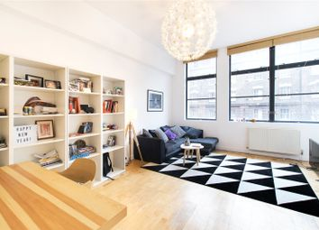 Thumbnail 1 bed flat to rent in Exchange Building, 132 Commercial Street, London