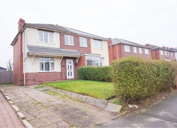 Thumbnail 3 bedroom semi-detached house for sale in King George Crescent, Walsall