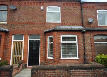 Thumbnail 2 bed terraced house to rent in Orchard Street, Stockton Heath, Warrington