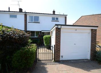 Thumbnail 4 bed end terrace house for sale in Ashcroft Court, Burnham, Slough