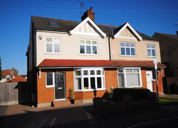 Thumbnail 4 bed semi-detached house for sale in Finchley Avenue, Old Moulsham, Chelmsford