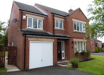 Thumbnail 4 bed detached house to rent in Gentian Glade, Harrogate, North Yorkshire
