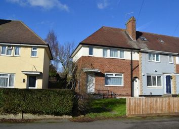 Thumbnail 3 bedroom end terrace house for sale in Kingsland Avenue, Kingsthorpe, Northampton
