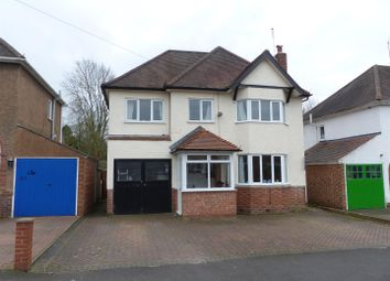 Thumbnail 4 bedroom detached house to rent in Woodland Road, Worcester