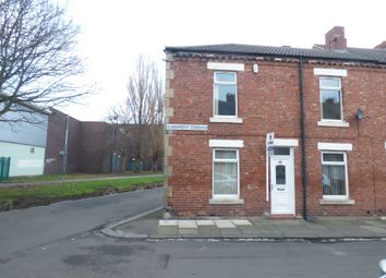 Thumbnail 2 bedroom terraced house to rent in Claremont Terrace, Blyth