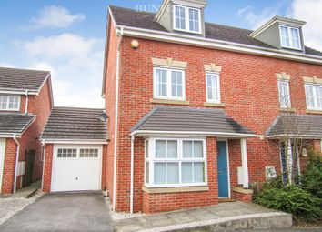 Thumbnail 4 bedroom semi-detached house for sale in Sunningdale Way, Gainsborough