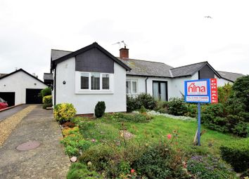 Thumbnail 2 bed semi-detached bungalow for sale in Swn Y Mor, Barry