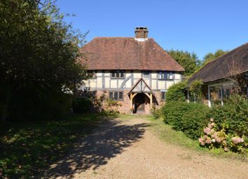 Thumbnail 4 bed detached house for sale in Cousley Wood, Wadhurst