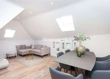 Thumbnail 3 bed flat to rent in Newlands House, Tenterden Grove, London