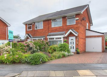 Thumbnail 3 bed semi-detached house for sale in Fulbrook Road, Spital, Wirral