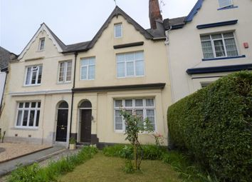 Thumbnail 4 bed terraced house for sale in Valletort Road, Plymouth, Devon