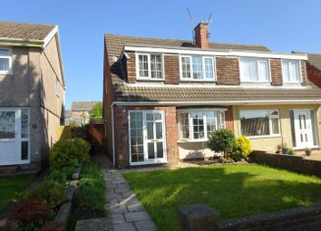 Thumbnail 3 bed semi-detached house for sale in 20 Craig Y Bwldan, Dunvant, Swansea