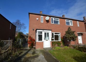 Thumbnail 2 bed semi-detached house for sale in Stonegate Road, Meanwood, Leeds