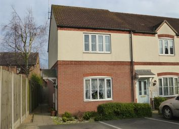 Thumbnail 2 bedroom end terrace house for sale in Copperfields, Wisbech
