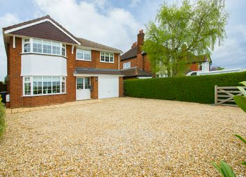 Thumbnail 4 bed detached house for sale in Craythorne Road, Stretton, Burton-On-Trent
