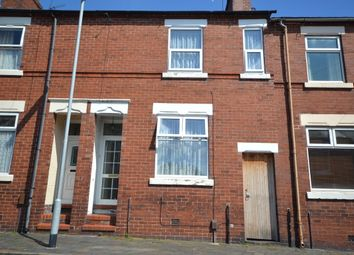 Thumbnail 2 bed terraced house for sale in Hill Street, Newcastle-Under-Lyme