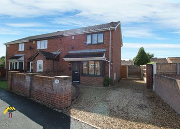 Thumbnail 2 bed end terrace house for sale in Broadwater Drive, Dunscroft, Doncaster