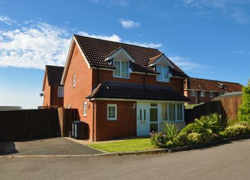 Thumbnail 3 bed detached house to rent in Furze Drive, Perham Down, Andover