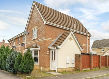 Thumbnail 3 bed end terrace house for sale in Old Warren, Taverham, Norwich
