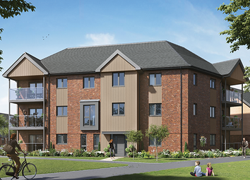 Thumbnail 2 bedroom flat for sale in Plot 258 - The Crewe, Crowthorne