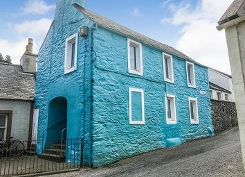 Thumbnail 1 bed terraced house for sale in 2 High Street, Whithorn